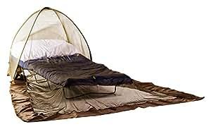 pyramid premium moskitonetz enth lt pop up dome single selbsttragend permethrin behandelt in. Black Bedroom Furniture Sets. Home Design Ideas