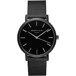 Rosefield The Gramercy Black GBBB-G38 Watch Black