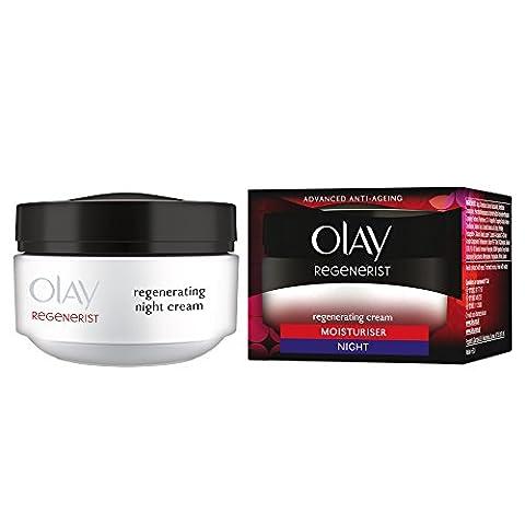 Olay Regenerist Regenerating Moisturiser Night Cream, 50ml
