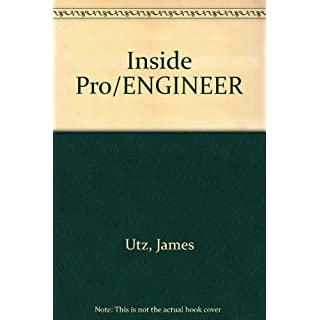 Inside Pro/Engineer/Book and Disk
