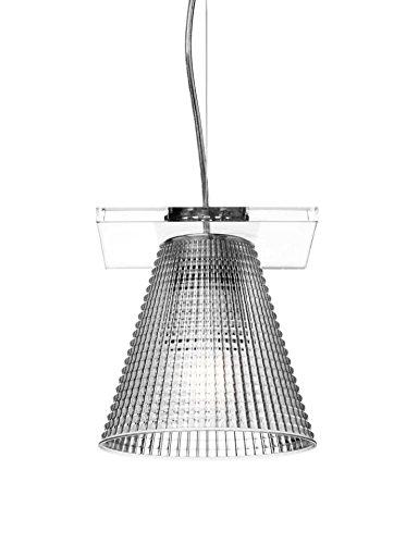 KARTELL Lampada A Sospensione LED Light-Air Cristallo