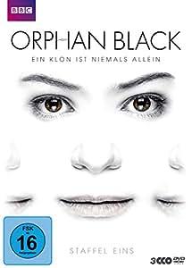 Orphan Black - Staffel eins [3 DVDs]