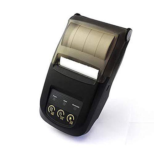 WSMLA Professioneller Hochgeschwindigkeits-Etikettendrucker Blitzschnelles Drucken Thermobluetooth-Thermobondrucker Mini-kabelloser tragbarer persönlicher Drucker Kompatibel mit iOS-Android-Systemen