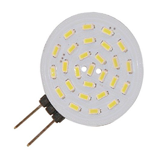 YONGYAO Pure White 160Lm 27Smd Led 3014 G4 1.5 W Auto Yacht Home Decoration