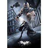 Batman The Dark Knight Rises Bane mouvement 3D affiche du film photo DC Comics