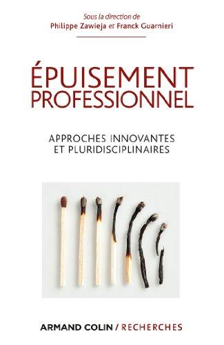 Épuisement professionnel : Approches innovantes et pluridisciplinaires (Hors Collection) par Philippe Zawieja