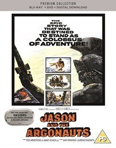 Jason and the Argonauts [Blu-ray] [UK Import]