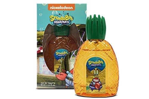 Kids Spongebob Mr Krabs Eau de Toilette Zerstäuber 50ml