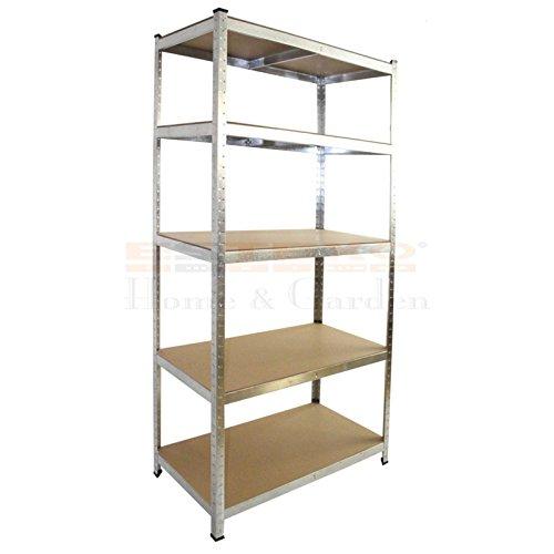 Keller oder Speisekammer mit maximal 875kg Extra stabiles Regal für Werkstatt