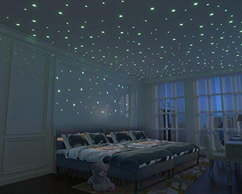Zoom IMG-1 fretod fluorescenti 3d stelle adesivi