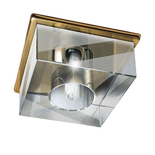 gumarcris-2030or-foco-empotrable-con-tulipa-de-cristal-transparente-con-acabado-mate-color-oro