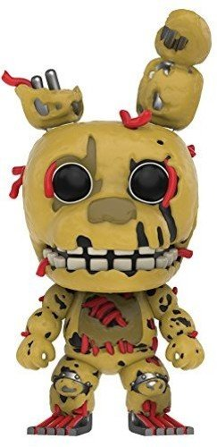 Funko Pop! Games: Five Nights at Freddy's - Springtrap Vinyl Figure