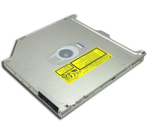 Original für Apple MacBook Mac Book Pro Mid 2012A1286MD104LL/A MD10438,1cm Notebook PC 8x DL SuperDrive Super Multi DVD RW Writer 24x CD-R Recorder Slim 9,5mm SATA Optisches Laufwerk Ersatz -