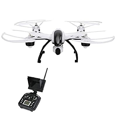 JXD 509G 5.8G FPV RC Drone With 2.0MP HD Camera High Hold Mode RC Quadcopter Night Flight & One key Return & Headless Mode