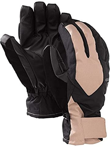 Burton Pyro Under Glove - Couleur:Tru Blk - Taille:M - Snowboard et ski gants pour hommes
