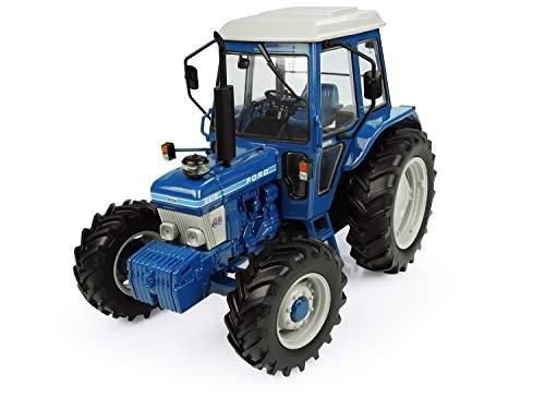 Universal Hobbies Traktor, Ford 6610-4WD-Generation I, Blau
