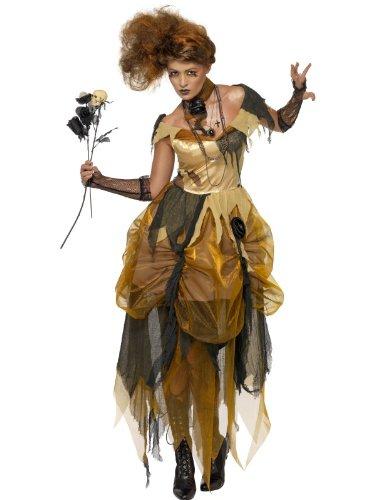 Zickig Belles Halloween Kostüm Damen Fairytale Faschingskleid Damen OutfitUK Dress 12-14