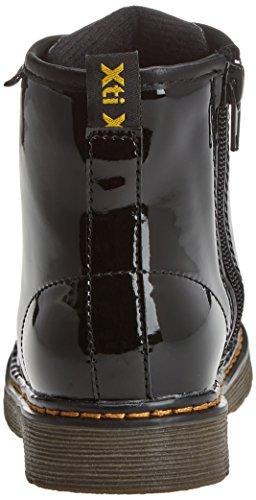 Xti 055259, Bottines fille Noir (Black)