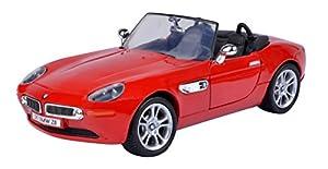 Motor MAX mm73257rd-BMW Z8Roadster, vehículos, Color Rojo