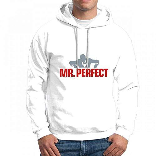 ruziniujidiangongsi Sweatshirt Hoodie Men Mr Perfect 3 Hoodies Sweatshirt