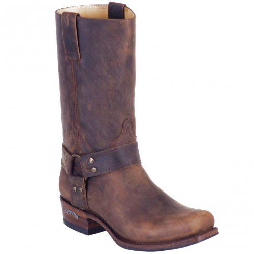Sendra Boots 8833 braun Gr. 48 * incl. original MOSQUITO ® Stiefelknecht *