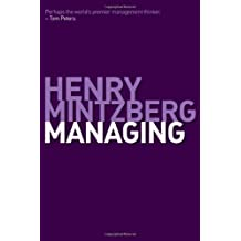Managing by Henry Mintzberg (2009-09-01)