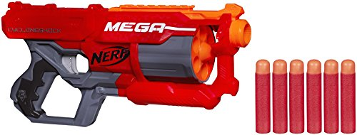 N-Strike Elite MEGA Cyclone Shock