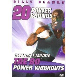 Preisvergleich Produktbild Billy Blanks Tae Bo 20 Power Rounds