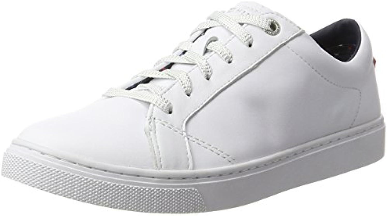Tommy Hilfiger V1285enus 19a1, Zapatillas para Mujer