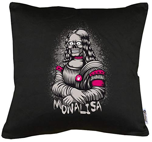 Touchlines Merchandise Mona Lisa Kissen mit Füllung ()