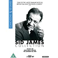 Sid James Collection