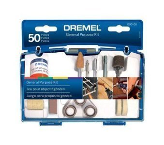 """Dremel Mandrel 50 Pc. 1/2 \"""" 0grit No. 401 No. 402 No. 409 No. 952 No. 407 No. 12 No. 194 by Dremel Mfg Co"""