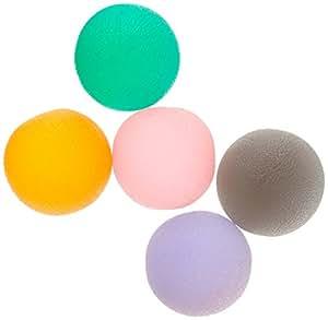Gel Ball Hand Exerciser Set of 5