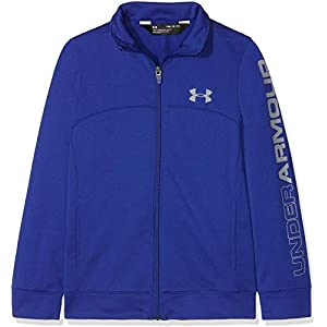 Under Armour Jungen Pennant Warm-up Jacket Oberteil