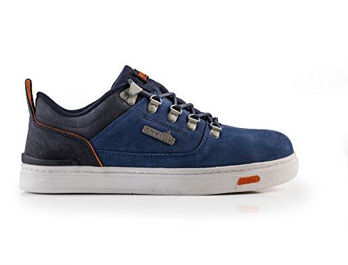 Scruffs Dakota Trainer S2p Src Hro, Chaussures de sécurité mixte adulte Blau (Blau)