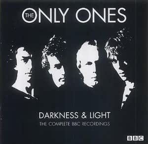 The Only Ones - Darkness And Light: The Complete BBC Recordings (Music CD)