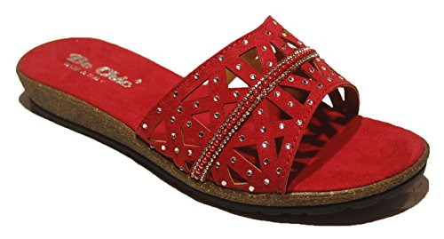 BE CHIC Z6335 Art Rouge - rouge