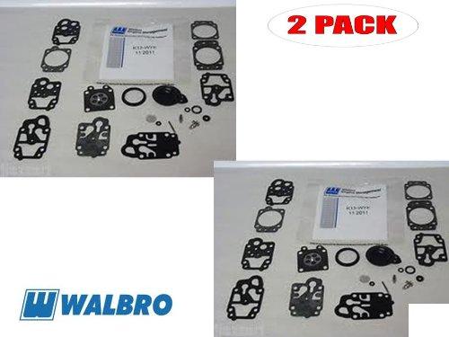 Genuine Walbro k13-wyk carburatore kit di riparazione per Maruyama MBS260/BC260BC320/h/h, rosso max EB7000, Kawasaki soffiatore AG20(confezione da 2)
