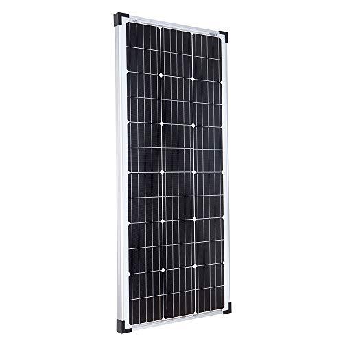 2x Offgridtec® 100W 12V Mono Solarpanele – Solarmodul Solarzelle Photovoltaik - 2