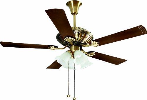 Crompton Jupiter 1200mm 75-Watt Ceiling Fan (Brass)