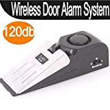 Best Travel Security Alarms - SLB Works Mini Wireless Battery Door Stop Alarm Review