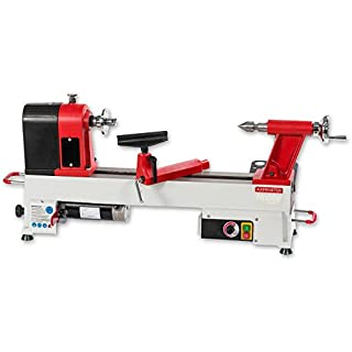 Axminster Hobby Series AH-1218VS Woodturning Lathe