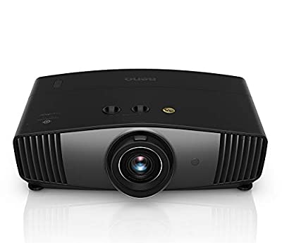 BenQ W5700 4K Projector for Home Theater with HDR-PRO, DLP, UHD, 100% DCI-P3