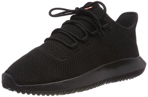 adidas Damen Tubular Shadow Fitnessschuhe, Schwarz (Negbás/Negbás/Ftwbla 000), 37 1/3 EU