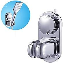 thanly regolabile montaggio a parete bagno adesiva ventosa supporto per doccetta, Supporto morsetto support| resistente all