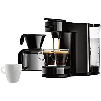 philips hd6596 51 machine caf 2 en 1 senseo switch titanium cafeti re dosettes cafeti re. Black Bedroom Furniture Sets. Home Design Ideas