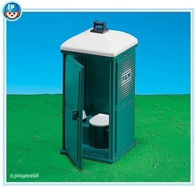 Quand tu fête fête fête la nouvelle année, je suis heureux. 7867 Playmobil Toilettes de chantier 6fddd1