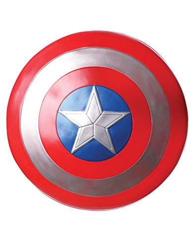 Captain America Retro 30,5 cm Shield, Kinder Winter Soldier -