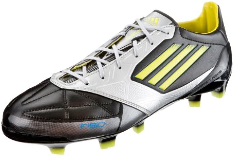 adidas F50 adizero TRX FG Leather SCHWARZ V21434 Grösse: 40 2/3