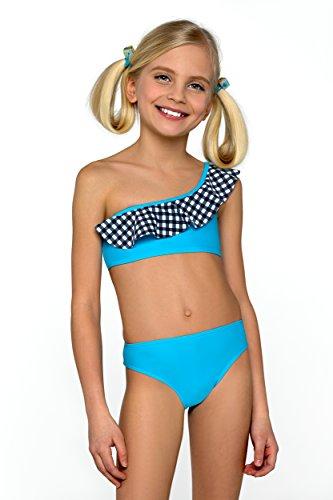 Lorin Mädchen Bikini Modell: 53 (Muster-v1, (Kostüme Über Schnitt)